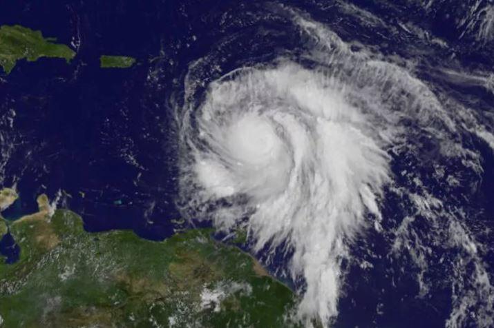 L'ouragan maria cause la dette de Puerto Rico